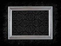 Frame op Grungy behang vector illustratie