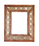 Frame oriental Royalty Free Stock Image