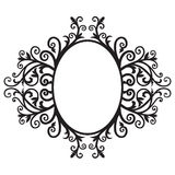 Frame ornament-02 Royalty Free Stock Photo