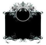 Frame ornamentado Imagens de Stock