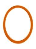Frame oval ilustração royalty free