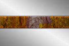 Frame oxidado Foto de Stock