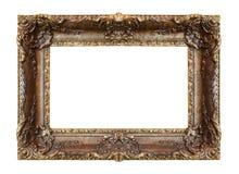 Frame oxidado velho Foto de Stock Royalty Free