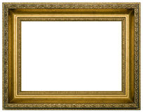 Frame for painting Stock Photos