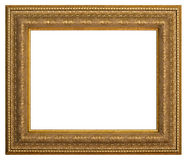 Frame for painting Stock Images