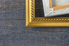 Frame for painting Stock Image