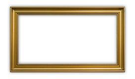 Frame panorâmico Fotos de Stock