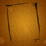 Frame Paper Represents Empty Space And Background Royalty Free Stock Photos