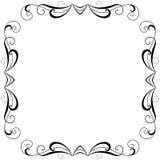 Frame pattern stlye Royalty Free Stock Photography