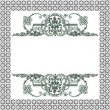 Frame patterns Stock Photos