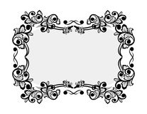 Frame patterns Royalty Free Stock Photography
