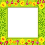 Frame for photo  Royalty Free Stock Photo