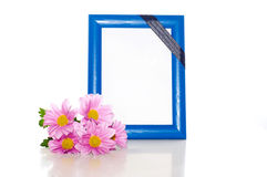 Frame for the photo Royalty Free Stock Image