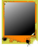 Frame for photo or empty blank Royalty Free Stock Photography