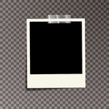 Frame photo one stick Stock Photo
