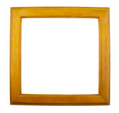 Frame for a photograph Stock Photo
