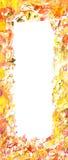 Frame pintado Imagens de Stock Royalty Free