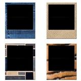 Frame polaroid Stock Image
