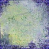 Frame purpere uitstekende achtergrond Royalty-vrije Stock Foto