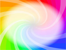 Frame rainbow Royalty Free Stock Photos