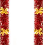 Frame red holiday Royalty Free Stock Images