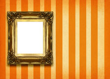Frame on retro background #2 Stock Photography