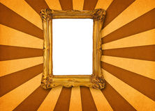 Frame on retro background #3 Royalty Free Stock Photos