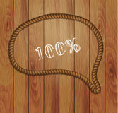 Frame of rope Stock Photos