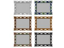 Frame set Stock Photography