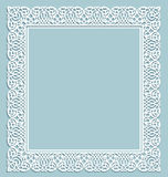 Frame with shadow Royalty Free Stock Photography