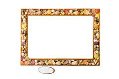 Frame shell Stock Photo
