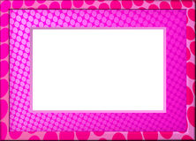 Frame with spors Royalty Free Stock Photos