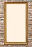 Frame stone Royalty Free Stock Image