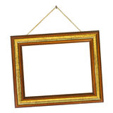 Frame and string Stock Images
