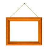 Frame and string Royalty Free Stock Photography