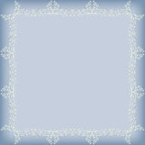 Frame swirling decorative elements Royalty Free Stock Photography