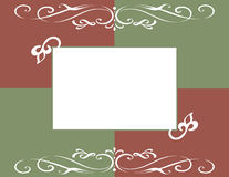 Frame Template Background Royalty Free Stock Images