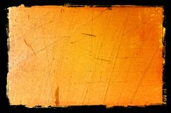 Frame Textured de Grunge Foto de Stock Royalty Free