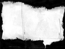Frame Textured do grunge Imagem de Stock