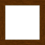 Frame of timbers isolated Stock Image