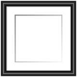Frame uw werk Royalty-vrije Stock Foto's