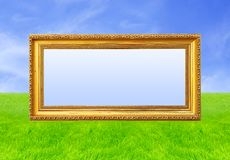 Frame van Bekendheid Royalty-vrije Stock Foto's