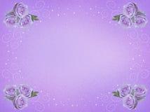 Frame van bloemen royalty-vrije stock fotografie