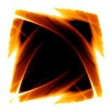 Frame van brand Stock Foto's