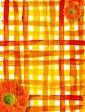 Frame van de lentebloemen Stock Foto's