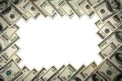 Frame van dollars. Royalty-vrije Stock Fotografie