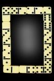 Frame van domino Royalty-vrije Stock Fotografie