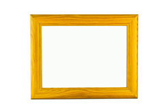 Frame van hout Royalty-vrije Stock Foto