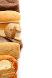 Frame of Various Bread Stock Photos
