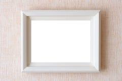Frame vazio velho para o retrato Imagens de Stock
